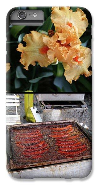 Irises iPhone 6 Plus Case - Trinity by James W Johnson
