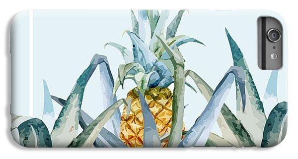 Tropical Feeling  IPhone 6 Plus Case by Mark Ashkenazi