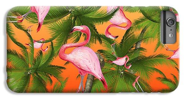 Tropical IPhone 6 Plus Case