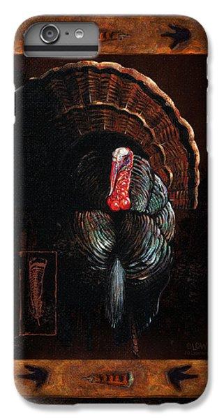 Turkey iPhone 6 Plus Case - Turkey Lodge by JQ Licensing