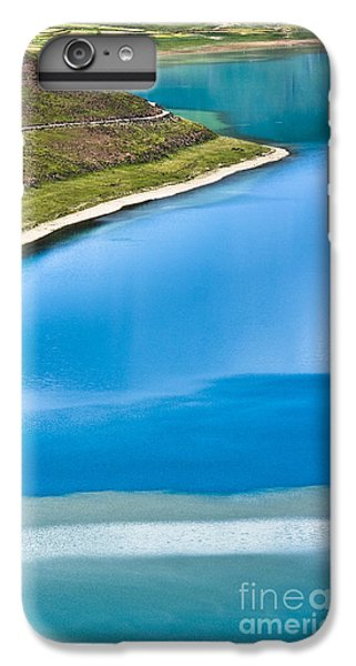 Turquoise Water IPhone 6 Plus Case by Hitendra SINKAR