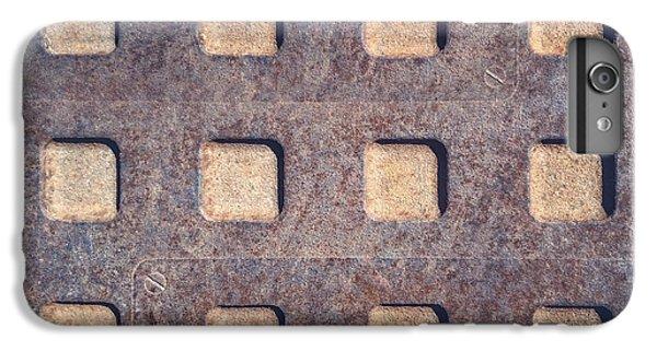 Repeat iPhone 6 Plus Case - Twelve Squares by Scott Norris