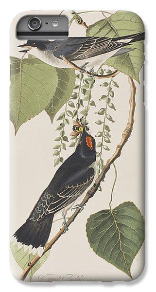 Flycatcher iPhone 6 Plus Case - Tyrant Fly Catcher by John James Audubon