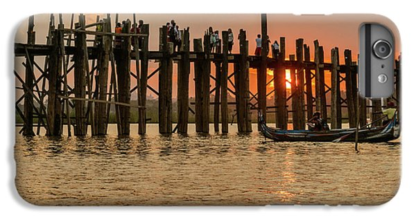 U-bein Bridge IPhone 6 Plus Case by Werner Padarin