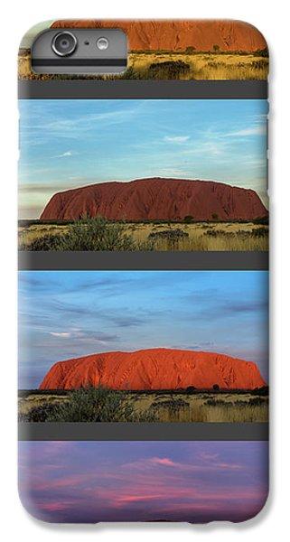 Uluru Sunset IPhone 6 Plus Case