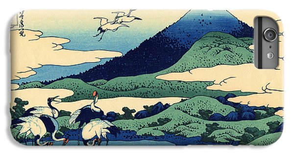Umegawa In Sagami Province, One Of Thirty Six Views Of Mount Fuji IPhone 6 Plus Case by Hokusai