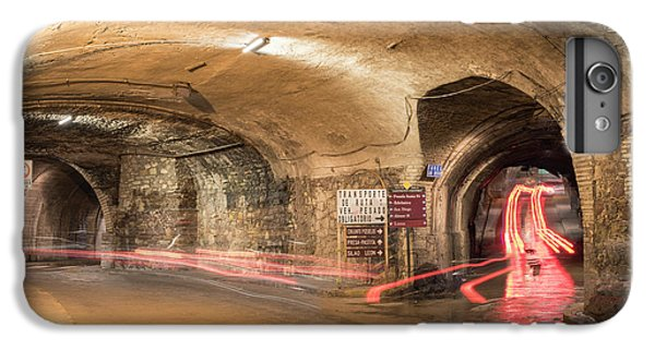 Underground Tunnels In Guanajuato, Mexico IPhone 6 Plus Case by Juli Scalzi