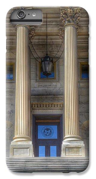 United States Capitol - House Of Representatives  IPhone 6 Plus Case