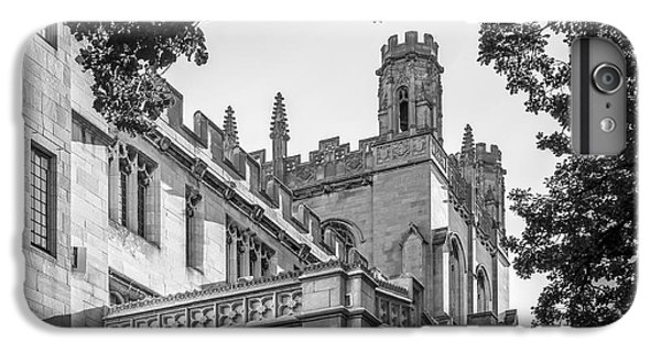 University Of Chicago Collegiate Architecture IPhone 6 Plus Case by University Icons