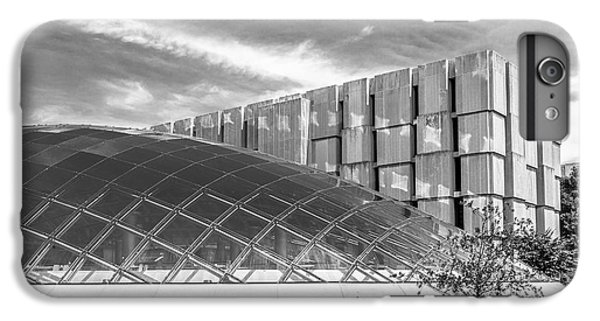 University Of Chicago Mansueto Library IPhone 6 Plus Case by University Icons