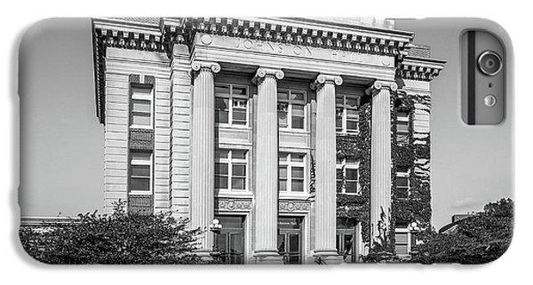 University Of Minnesota Johnston Hall IPhone 6 Plus Case by University Icons