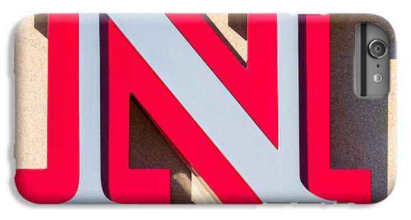 UNL IPhone 6 Plus Case by Jerry Fornarotto