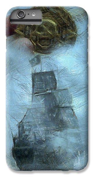 Unnatural Fog IPhone 6 Plus Case by Benjamin Dean
