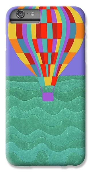iPhone 6 Plus Case - Up Up And Away by Synthia SAINT JAMES