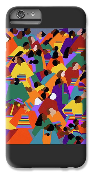 iPhone 6 Plus Case - Uptown by Synthia SAINT JAMES