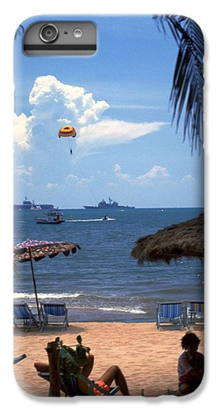 Us Navy Off Pattaya IPhone 6 Plus Case