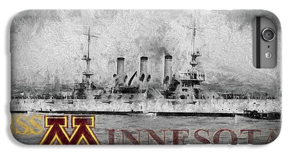 Uss Minnesota IPhone 6 Plus Case