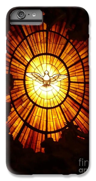 Vatican Window IPhone 6 Plus Case by Carol Groenen