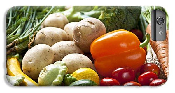 Vegetables IPhone 6 Plus Case by Elena Elisseeva