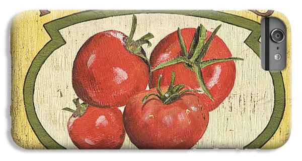 Veggie Seed Pack 3 IPhone 6 Plus Case by Debbie DeWitt