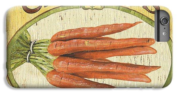 Veggie Seed Pack 4 IPhone 6 Plus Case by Debbie DeWitt