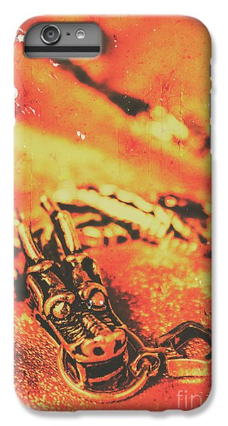 Dragon iPhone 6 Plus Case - Vintage Dragon Charm by Jorgo Photography - Wall Art Gallery
