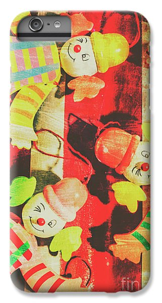 IPhone 6 Plus Case featuring the photograph Vintage Pull String Puppets by Jorgo Photography - Wall Art Gallery