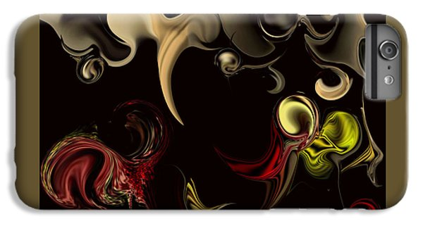 IPhone 6 Plus Case featuring the digital art Vision With Purity by Carmen Fine Art