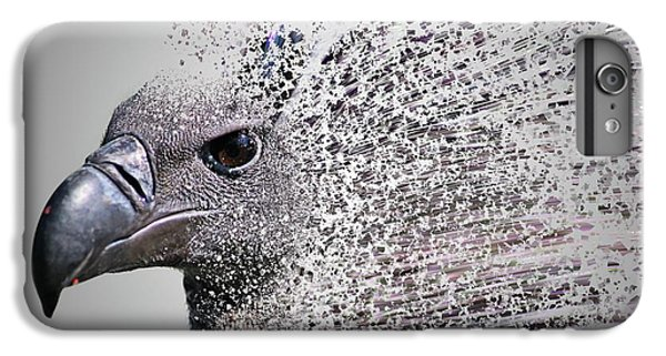 Condor iPhone 6 Plus Case - Vulture Break Up by Martin Newman