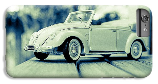 Vw Beetle Convertible IPhone 6 Plus Case by Jon Woodhams