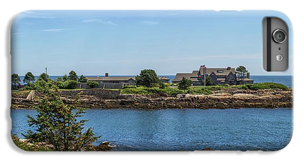 Walkers Point Kennebunkport Maine IPhone 6 Plus Case by Brian MacLean