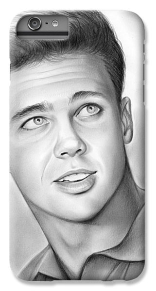 Wally Cleaver IPhone 6 Plus Case by Greg Joens