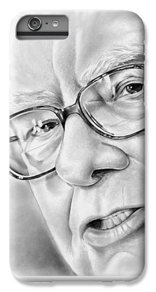 Warren Buffett IPhone 6 Plus Case