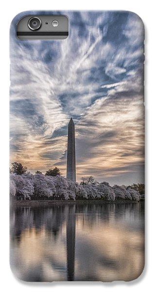 Washington Blossom Sunrise IPhone 6 Plus Case