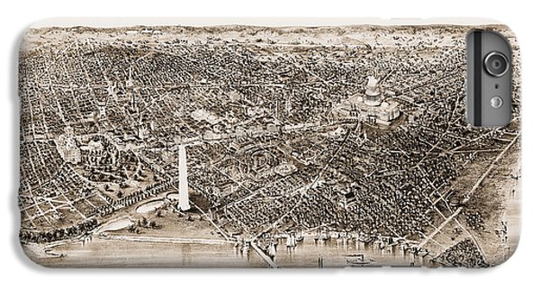 Washington D.c., 1892 IPhone 6 Plus Case by Granger