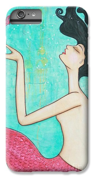Water Nymph IPhone 6 Plus Case by Natalie Briney