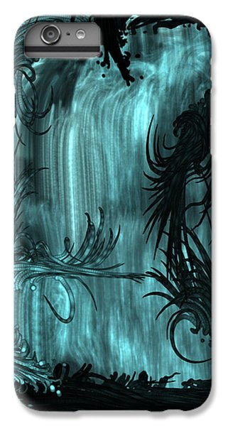 iPhone 6 Plus Case - Waterfall by Orphelia Aristal