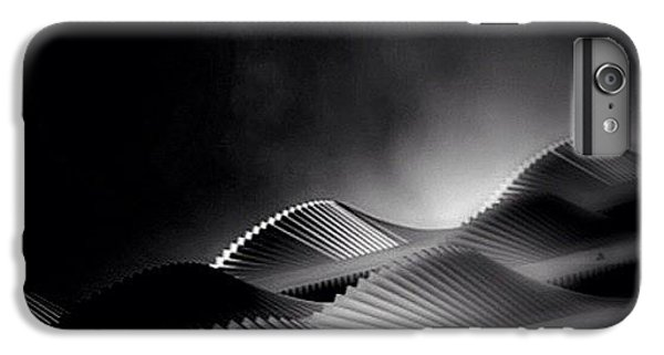 iPhone 6 Plus Case - Waves Of Steel - Concrete Jungle by Robbert Ter Weijden