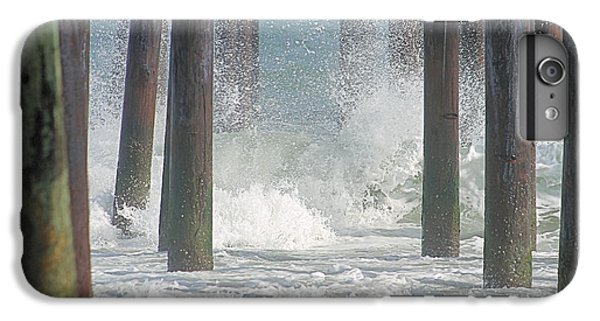 Waves Under The Pier IPhone 6 Plus Case