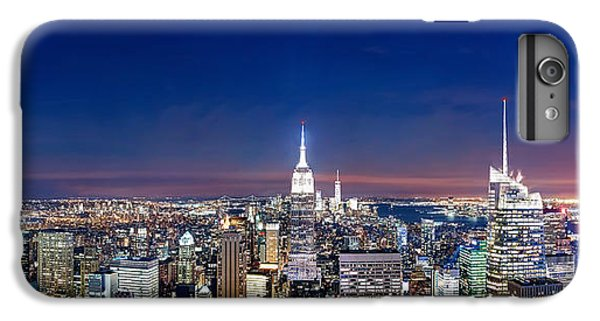 Wealth And Power IPhone 6 Plus Case by Az Jackson
