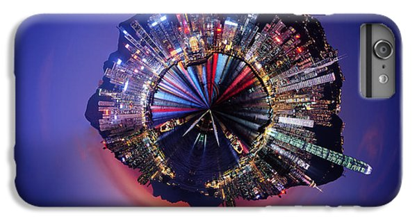 Wee Hong Kong Planet IPhone 6 Plus Case by Nikki Marie Smith