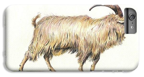 Welsh Long Hair Mountain Goat IPhone 6 Plus Case