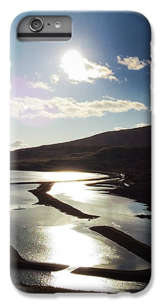 Sunny iPhone 6 Plus Case - West Fjords Iceland Europe by Matthias Hauser