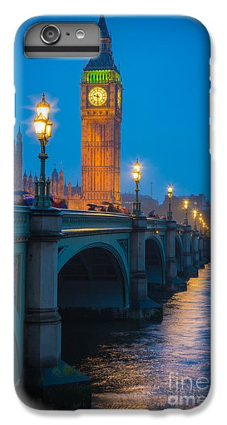 Westminster Bridge At Night IPhone 6 Plus Case