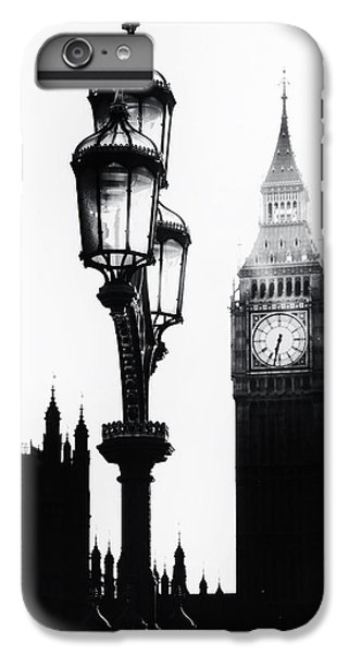 Westminster - London IPhone 6 Plus Case by Joana Kruse