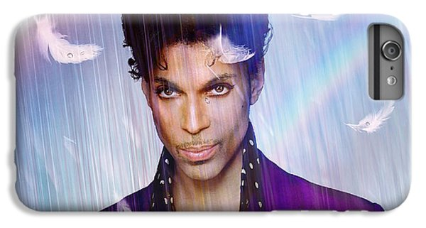 Dove iPhone 6 Plus Case - When Doves Cry by Mal Bray