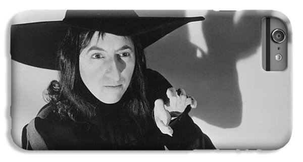 Wicked Witch Of The West IPhone 6 Plus Case by Granger
