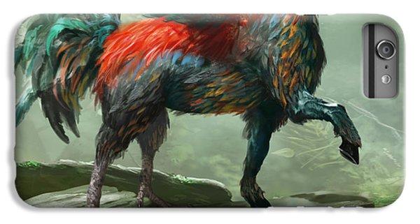 Pegasus iPhone 6 Plus Case - Wild Hippalektryon by Ryan Barger