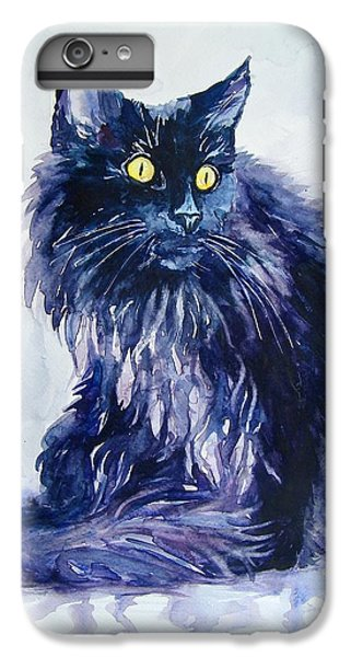 Fairy iPhone 6 Plus Case - Wild Vagabond by Suzann's Art