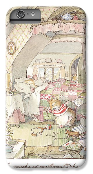 Nature iPhone 6 Plus Case - Wilfred's Birthday Morning by Brambly Hedge